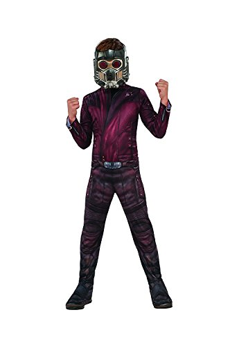 Rubie's Costume Guardians of The Galaxy Vol. 2 Star-Lord Costume, Multicolor, Medium - Star En Costume