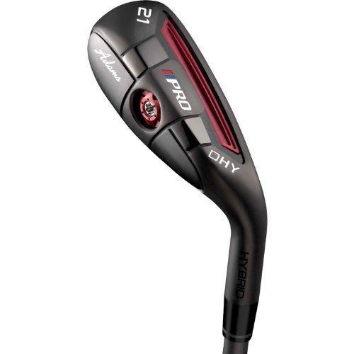 UPC 885583942905, Adams Golf Pro D Golf Hybrid Club, Right Hand, X-Stiff, 21-Degree, Graphite
