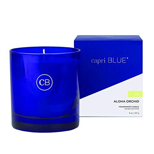 Capri Blue Aloha Orchid No. 03 Boxed Tumbler Candle 8 oz - Hand Poured