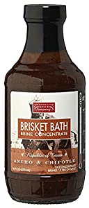 BRISKET BATH Ancho Y Chipotle Brine Four Pack by Sweetwater Spice Co.