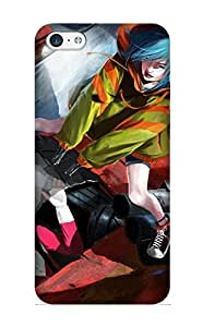 Christinbris Design High Quality Anime Original Cover Case With Ellent Style For Iphone 5c(nice Gift For Christmas)