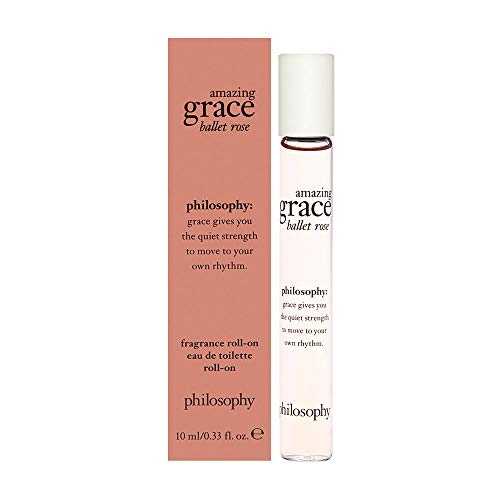 (Philosophy Amazing Grace Ballet Rose 0.33 oz Eau De Toilette Roll-On)