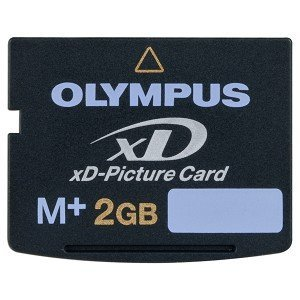 Picture Digital Card Xd 256mb - Sandisk xD Type M 2GB Card