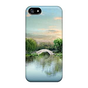 New Arrival For Case Ipod Touch 5 Cover Cases Widescreen Japan Digital Landscape Cases Covers