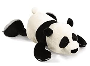 Nici 32482 - Oso panda tumbado de peluche, 30 cm [importado de Alemania]