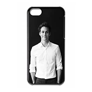 iPhone 5c Cell Phone Case Black Dylan O'brien A38437624