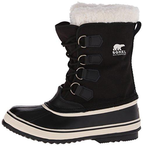 SOREL Women's Winter Carnival Boot,Black/Stone,8 M US by SOREL (Image #5)