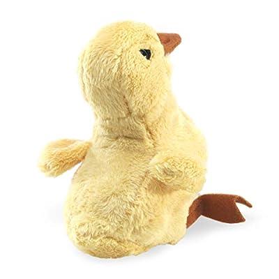 Folkmanis Mini Duckling Finger Puppet Plush: Toys & Games