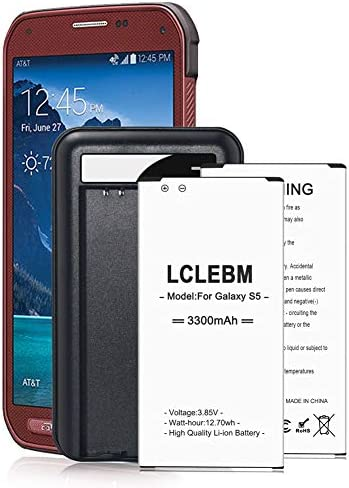 Battery LCLEBM 3300mAh Replacement Warranty