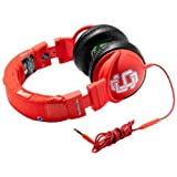 Skullcandy S6HEDY-059 Hesh Red Headphones with In-Line Mic and Control Switch, Best Gadgets