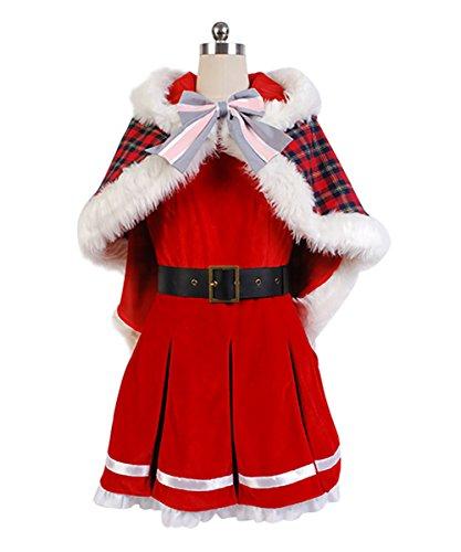 uu-style-lovelive-yazawa-niko-christmas-uniform-cosplay-costume