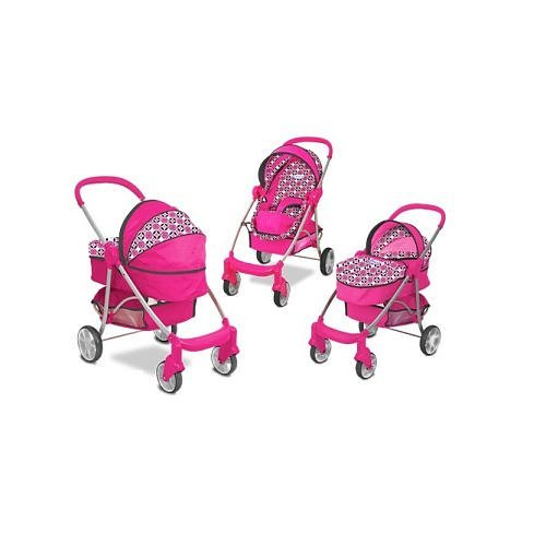 Graco Baby Doll Stroller And Carrier - 1