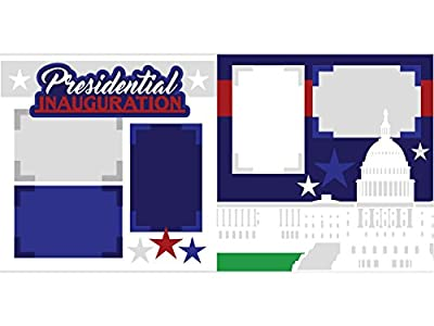 """Presidential Inauguration"" Scrapbook Kit"