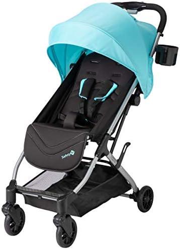 Detalles de Safety 1st Cochecito de Bebé Ultracompacto Teeny Azul Carrito Paseo Sillita
