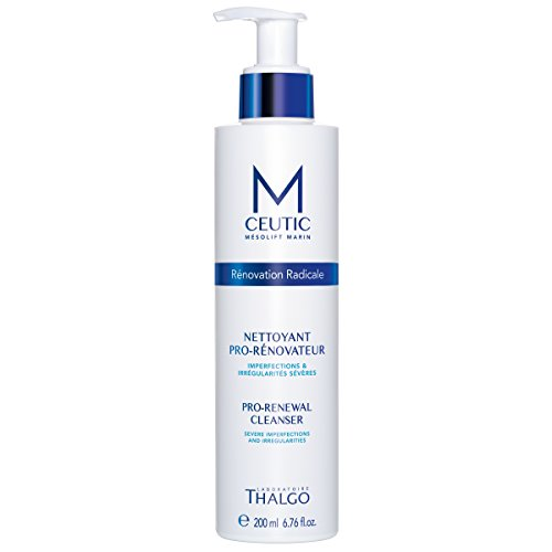 (THALGO Mceutic Pro-Renewal Cleanser, 6.76 oz)