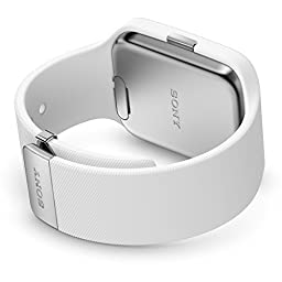 Sony Digital Dial 3 White Unisex Android Smartwatch SONY SWR3