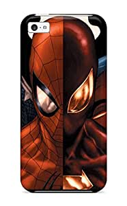Garrison Kurland's Shop New Style Ultra Slim Fit Hard JeremyRussellVargas Case Cover Specially Made For Iphone 5c- Marvel 2707192K77917045