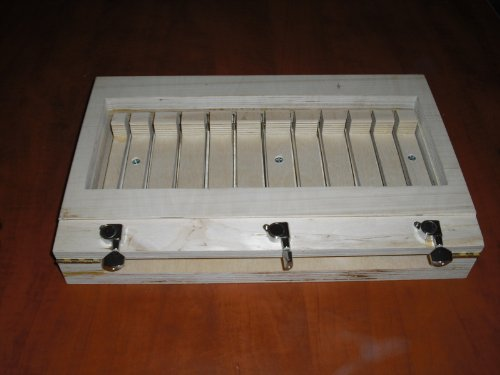 Wooden Wire Soap Loaf Cutter 1'' Bars Handmade in U.s.a by Toughtimbers