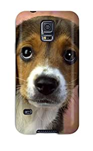 Protection Case For Galaxy S5 / Case Cover For Galaxy(beagle Dog )