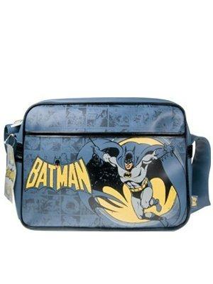 Batman - Bag Logo (in One Size)