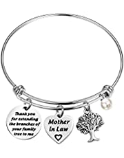 MAOFAED Mother in Law Gift Mother of The Groom Gift Bonus Mom Gift Mom Gift