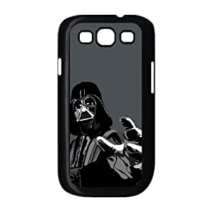 Darth Vader Vector Samsung Galaxy S3 9300 Cell Phone Case Black phone component AU_458005