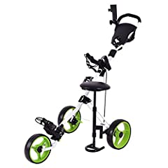 Golf PushCart Swivel