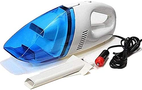 Car Vacuum Cleaner 120W 12V Portable Wet & Dry Auto Vehicle Mini Handheld Vacuum Dirt Cleaner Dustbuster