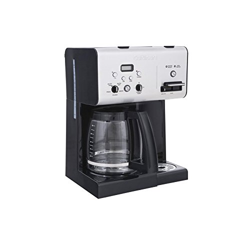 Cuisinarta Stainless Steel 12-Cup Programmable Coffee Maker - Cuisinart Model - CHW-12 - Set of ...