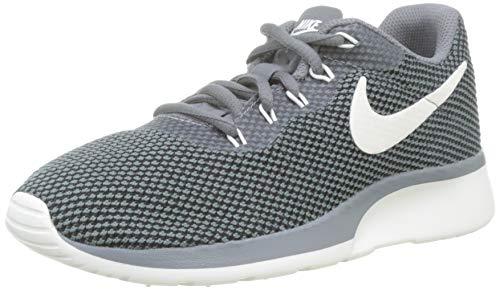 Nike Womens WMNS Tanjun Racer Cool Grey SAIL Black Size - Racer Cool