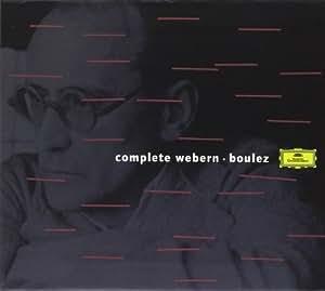 Complete Webern [6 CD Box Set]
