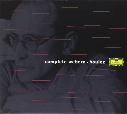 - Complete Webern [6 CD Box Set]