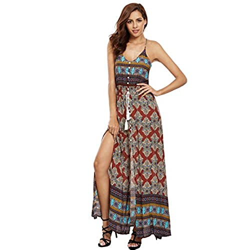 Women's Long Sundresses: Amazon.com