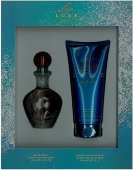 Live Luxe Jennifer Lopez By Jlo 2 Pc Gift Set for Women. Eau De Parfum Spray 3.4 Ounces and 6.7 Ounces Body Lotion