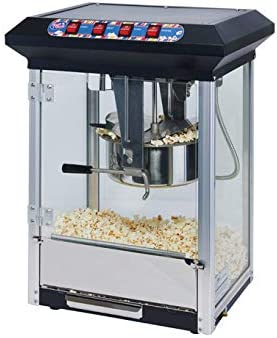 Commercial Grade Popcorn Machines Page Two