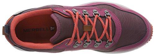 38 Multicolour Sport Merrell EU Mehrfarbig 646881471432 Adulte de Mixte Sandales OBOpZCqS