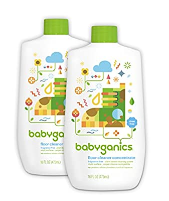 BabyGanics Floor Cleaner Concentrate