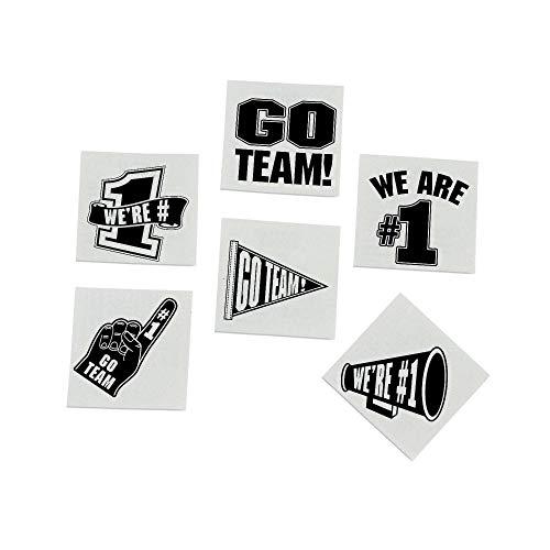 Black Go Team Tattoos ()