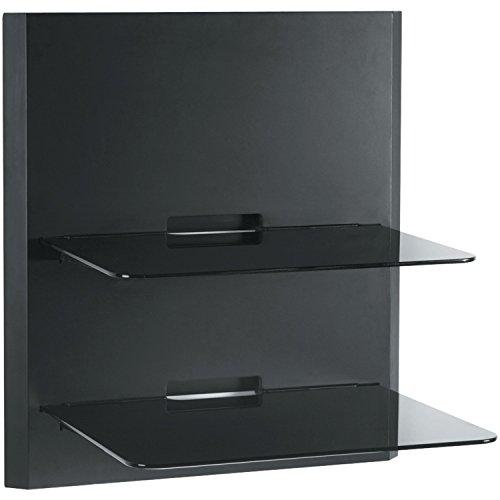 OmniMount Blade 2 Wall Shelves - Black