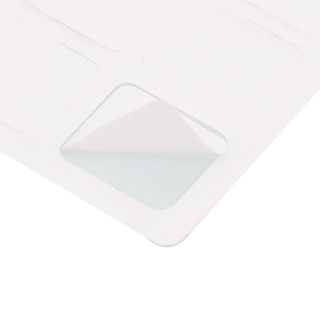 Amazon.com: eDealMax Portátil plástico antideslizante extraíble ordenador Tradicional China del carácter del teclado etiqueta Protector Negro: Electronics