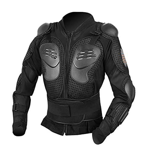 HBHHYRT Motorcycle Protection Jacket Erwachsene Motorcycle Full Body Armour Für Outdoor-Sportarten, Extremsportarten