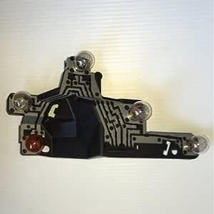 02-08 JAGUAR  X-TYPE RIGHT PASSENGER SIDE REAR TAIL LIGHT OEM