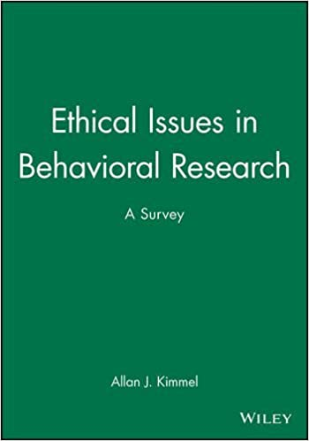 ethical behavior in research