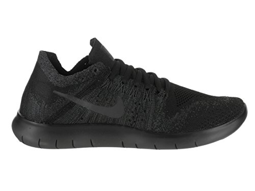 Free Size 010 880844 Nike Flyknit RN 9 Running 2017 Womens Shoes Black 5RpqvR