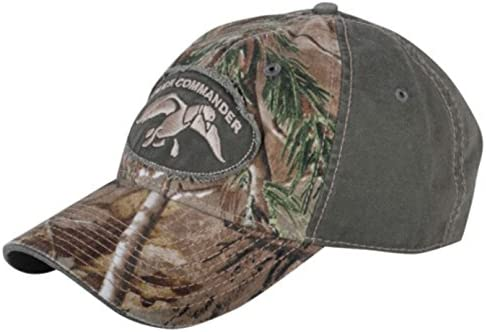 5d4669e6652be9 Amazon.com : DUCK COMMANDER Men's Realtree AP Camo Green and Camo 2 Tone Hat  : Duck Dynasty : Sports & Outdoors
