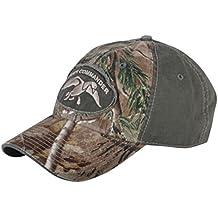 Men's Realtree AP Camo Green and Camo 2 Tone Hat