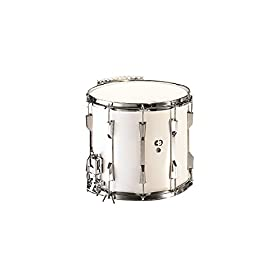 CB Drums 3662T Tenor Drum - 12x14-Inch - White 1