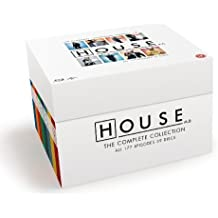 House M.D. Complete Collection [Blu-Ray] [Region Free] by Universal Studios