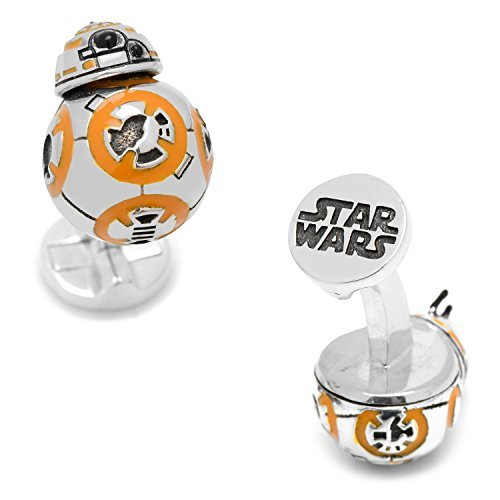 3D BB-8 Cufflinks by Star Wars