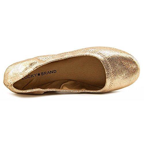 Lucky Brand Emmie Larga Camoscio Ballerine